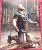 Russell Crowe Noah signed 8x10 photo Beckett BAS Authentic autograph
