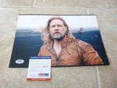 Russell Crowe Sexy Signed Autographed 8x12 Photo PSA Certified READ