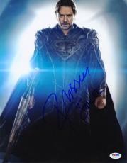 Russell Crowe SIGNED 11x14 Photo Jor-EL Man of Steel Superman PSA/DNA AUTOGRAPH