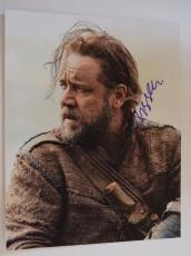 Russell Crowe Signed Autographed 11x14 Photo GLADIATOR COA VD
