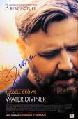 Russell Crowe Signed Autographed 12X18 Photo The Water Diviner Poster JSA T59454