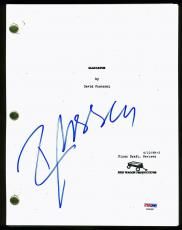 Russell Crowe Signed Gladiator Movie Script PSA/DNA #AB83667