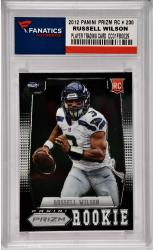 Russell Wilson Seattle Seahawks 2012 Panini Prizm Rookie #230 Card