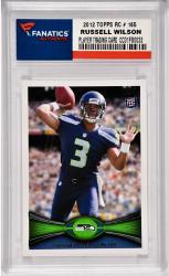 Russell Wilson Seattle Seahawks 2012 Topps Rookie #165 Card