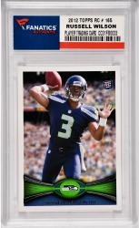 Russell Wilson Seattle Seahawks 2012 Topps Rookie #165 Card