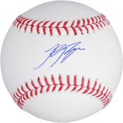 Rawlings Ryan Braun Milwaukee Brewers Autographed Baseball