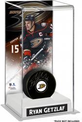 Ryan Getzlaf Anaheim Ducks Deluxe Tall Hockey Puck Case
