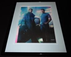 Ryan Gosling Harrison Ford Blade Runner 2049 Framed 11x14 Photo Display