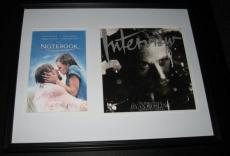Ryan Gosling Signed Framed 16x20 Photo Display The Notebook