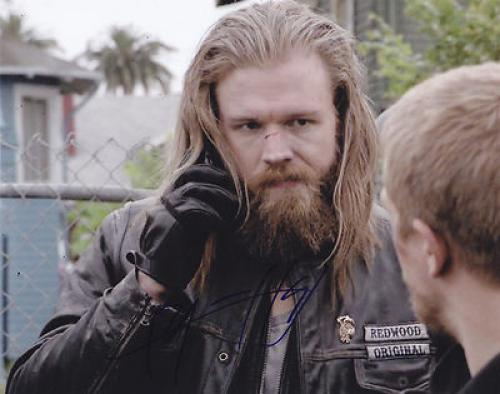 Ryan Hurst Signed 8x10 Photo w/COA Opie Sons of Anarchy ...
