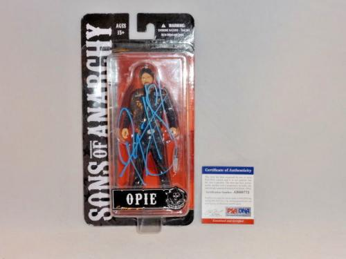 Ryan Hurst Signed Mezco Sons Of Anarchy Opie Figure Psa/dna