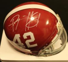 Ryan Hurst Signed Mini Helmet w/PSA DNA Remember The Titans Exact Proof