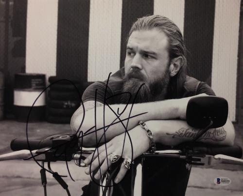 Ryan Hurst Signed Sons Of Anarchy 11x14 Photo BAS B40255