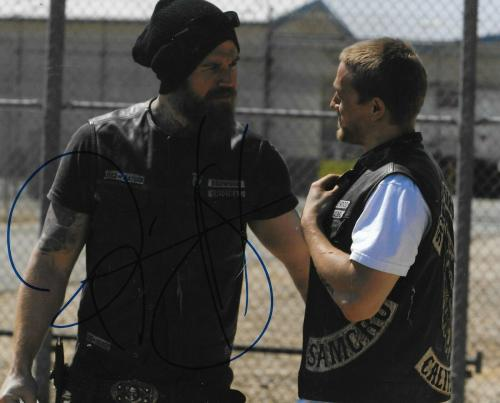 Ryan Hurst signed Sons of Anarchy 8x10 photo autographed Opie Winston Proof