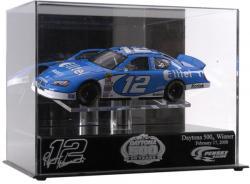 Ryan Newman 2008 Daytona 500 Winner 1:24 Scale Die Cast Display Case