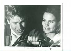 Ryan O'Neal Leigh Taylor-Young The Big Bounce Original Press Movie Still Photo