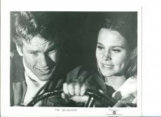 Ryan O'Neal Leigh Taylor-Young The Big Bounce Original Press Movie Still Photo