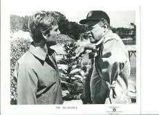 Ryan O'Neal Van Heflin The Big Bounce Original Press Movie Still Photo