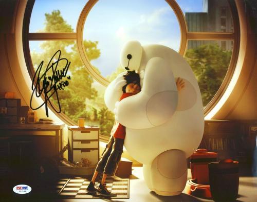 Ryan Potter Big Hero 6 Signed 11X14 Photo Autographed PSA/DNA #Z57199