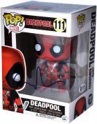 Ryan Reynolds Deadpool Autographed #111 Funko Pop!