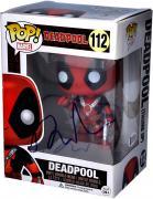 Ryan Reynolds Deadpool Autographed #112 Funko Pop!