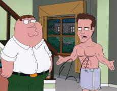 Ryan Reynolds signed Family Guy 8x10 photo w/coa Overweight Guy