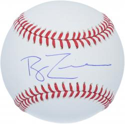 Rawlings Ryan Zimmerman Washington Nationals Autographed Baseball