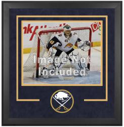 "Buffalo Sabres Deluxe 16"" x 20"" Horizontal Photograph Frame - Mounted Memories"