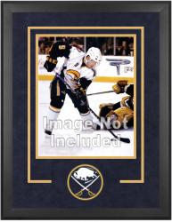 "Buffalo Sabres Deluxe 16"" x 20"" Vertical Photograph Frame - Mounted Memories"