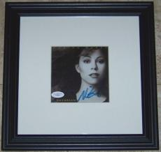 SALE! Mariah Carey Signed Autographed Framed CD Cover Photo JSA COA WOW!