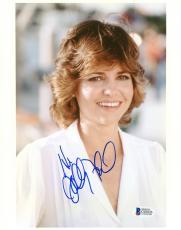 "Sally Field Autographed 8""x 10"" White Shirt Photograph - BAS COA"