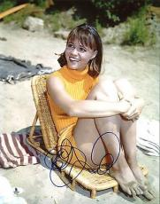 Sally Field Gidget Signed 11X14 Photo Autographed BAS #B03602