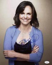 Sally Field Signed 11x14 Photo Autographed Jsa #f45991