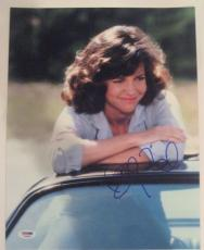 SALLY FIELD Signed 11x14 PHOTO with PSA COA