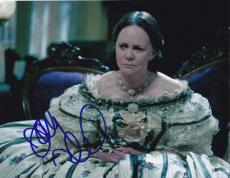 SALLY FIELD SIGNED 8X10 PHOTO AUTOGRAPH LINCOLN Mary Todd Lincoln IN-PERSON COA