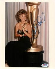Sally Field Signed 8X10 Photo Autographed PSA/DNA #J00311