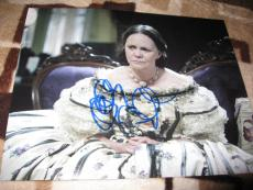 SALLY FIELD SIGNED AUTOGRAPH 8x10 PHOTO LINCOLN PROMO IN PERSON COA AUTO RARE H