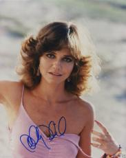 Sally Field Signed Autographed Color Photo Smokey And The Bandit Star