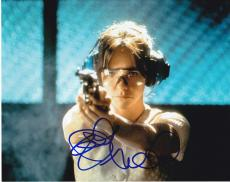Sally Field signed Eye for an Eye 8x10 photo W/Coa Karen McCann