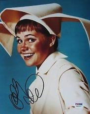 Sally Field Signed Flying Nun Authentic Autographed 8x10 photo PSA/DNA #H81220
