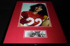 Sally Field Signed Framed 16x20 Photo Poster Display JSA Smokey & the Bandit