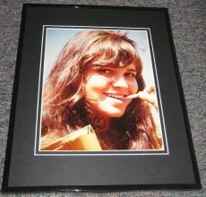 Sally Field Signed Framed 8x10 Photo Gidget Flying Nun Smokey & the Bandit