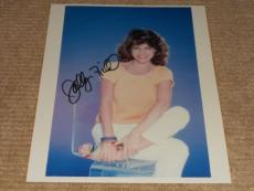 Sally Field Signed Hot! Young! 8x10 Photo Autographed Ip! Genuine Coa