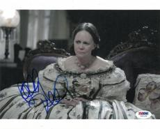 Sally Field Signed Lincoln Authentic Autographed 8x10 Photo (PSA/DNA) #U34105