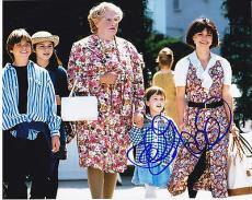 Sally Field signed Mrs. Doubtfire 8x10 photo W/Coa Miranda Hillard #1