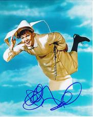 Sally Field signed The Flying Nun 8x10 photo W/Coa Sister Bertrille