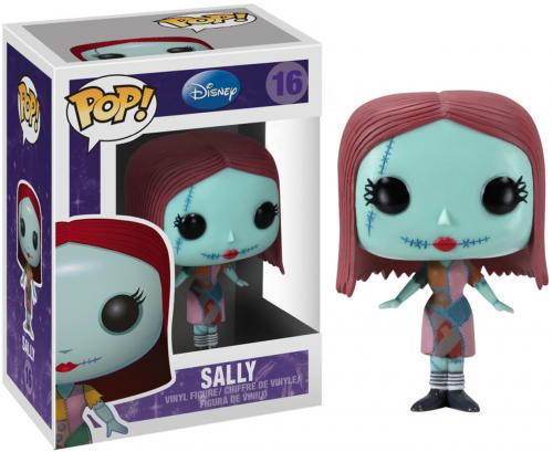 Sally The Nightmare Before Christmas #16 Funko Pop!
