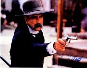 Sam Elliott Signed - Autographed TOMBSTONE 11x14 inch Photo - Guaranteed to pass BAS