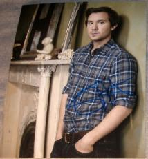 Sam Huntington Being Human Signed Autograph Promo Photo