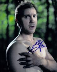 Sam Huntington Signed 8x10 Photo w/COA Superman Werewolf Proof #1